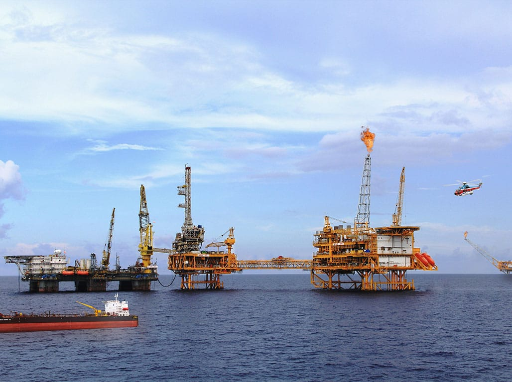 Semi-Submersible-Tender-Assisted-Drilling-rig-TAD